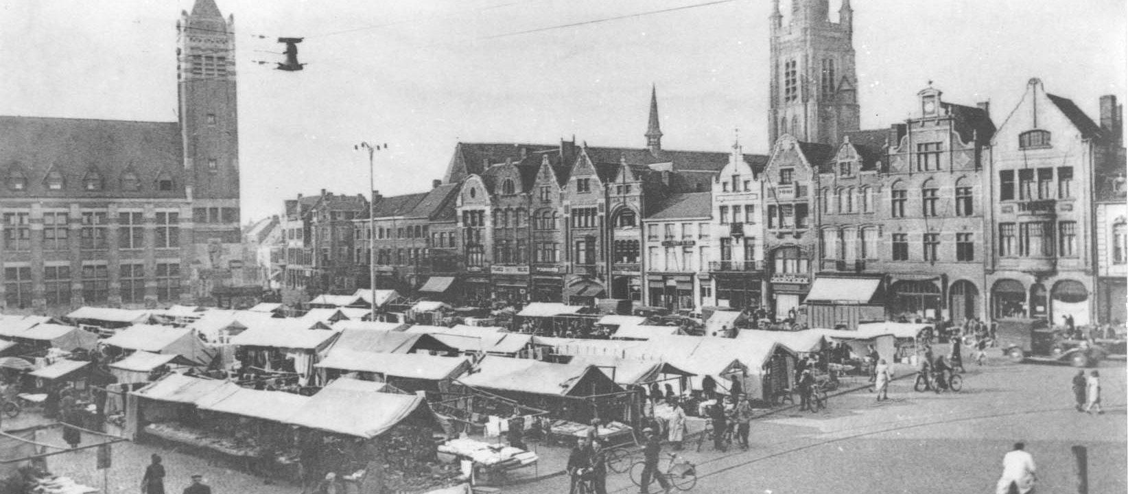 Markt 1950